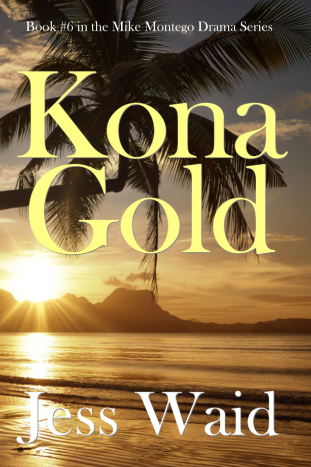 Kona Gold (Book #6 in the Mike Montego Series) Image