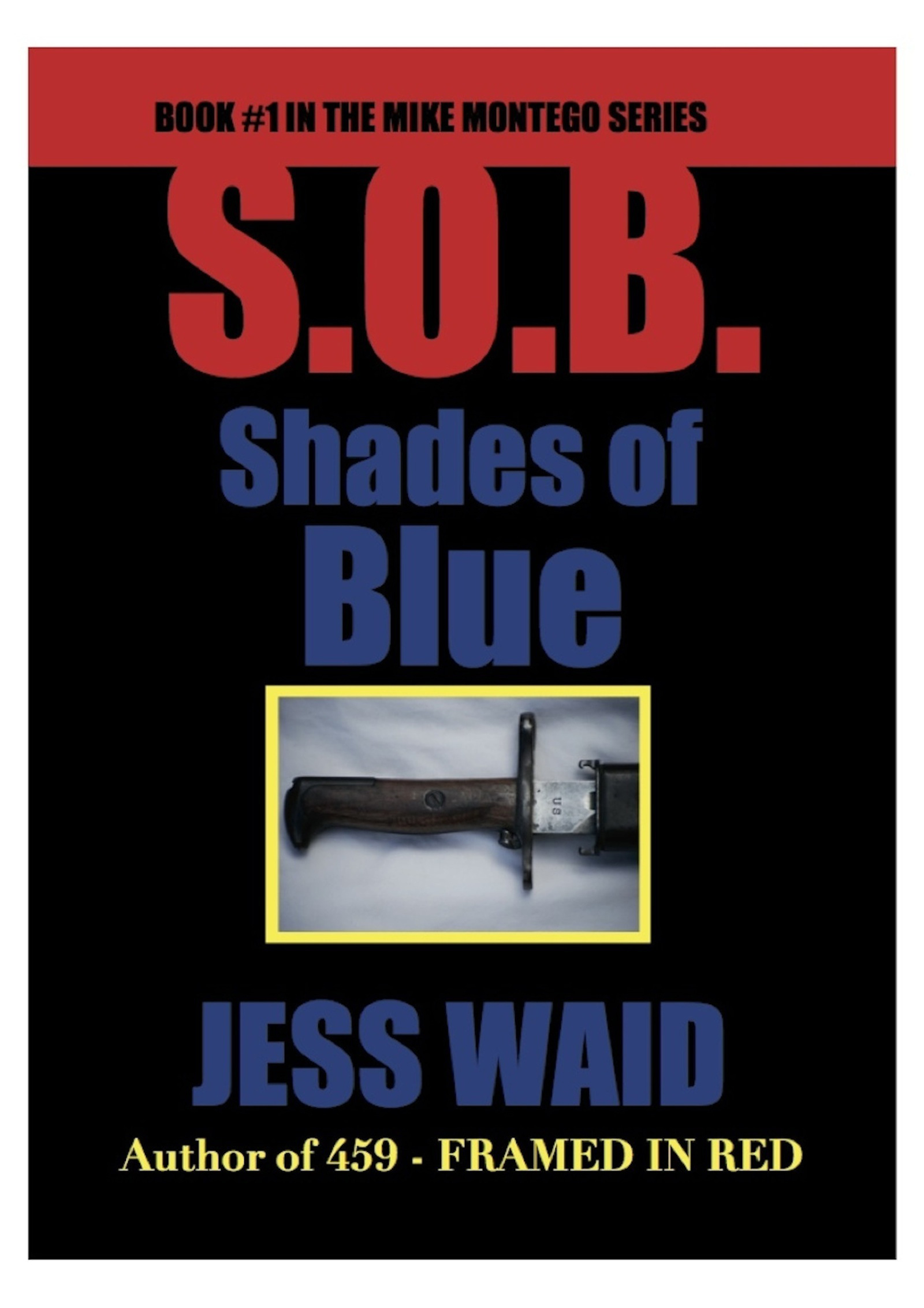 Shades of Blue (Book #1 in the Mike Montego Series) Image