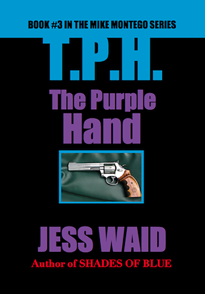 The Purple Hand (Book #3 in the Mike Montego Series) Image