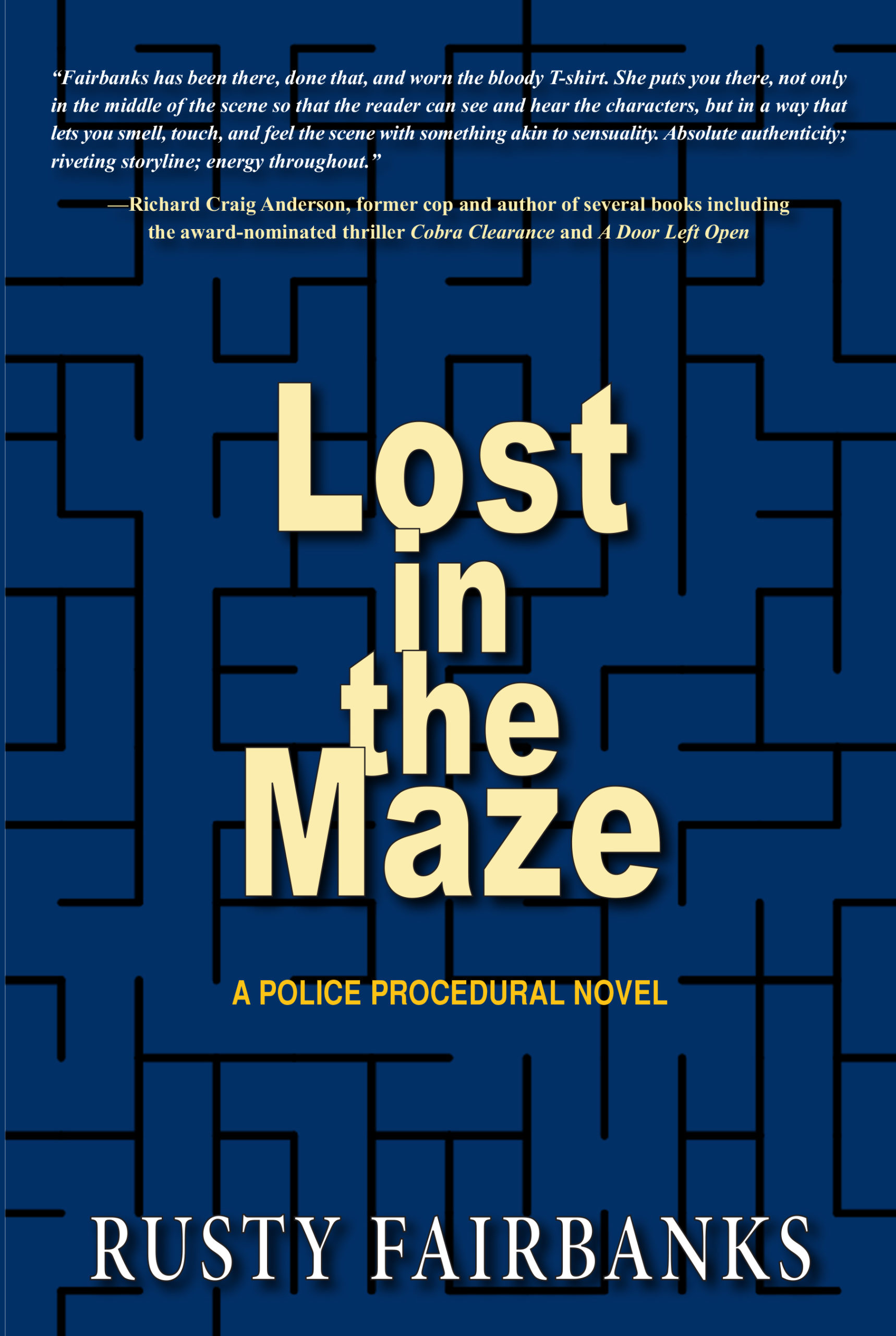 Lost in the Maze Image